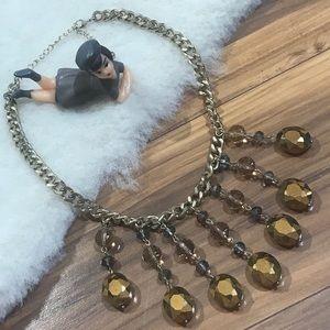 "💎 20"" Gold Copper Tone Chain Choker/Necklace"